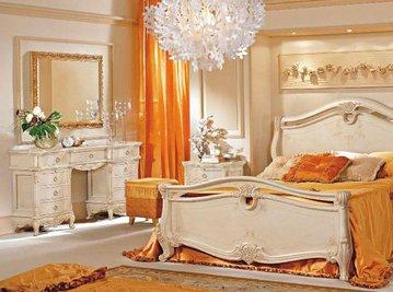 Итальянская спальня ISABELLA AVORIO фабрики ANTONELLI MORAVIO & C