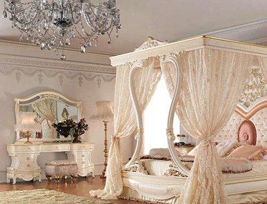 Итальянская спальня NAPOLEONE LACCATA фабрики ANTONELLI MORAVIO & C