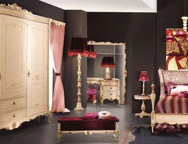 Итальянская спальня Passion фабрики Antico Borgo