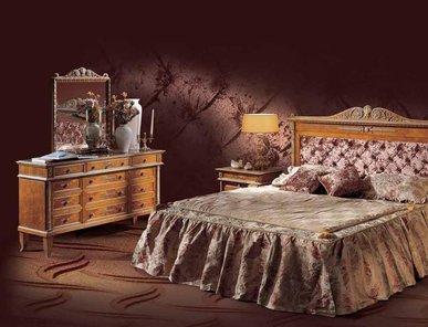 Итальянская спальня IMPERO фабрики ANGELO CAPPELLINI