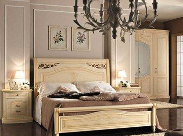 Итальянская спальня Smeraldo фабрики Ferretti & Ferretti