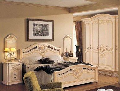 Итальянская спальня Rebecca фабрики Ferretti & Ferretti