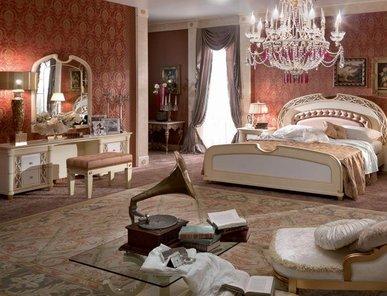 Итальянские спальни HARY фабрики TURRI