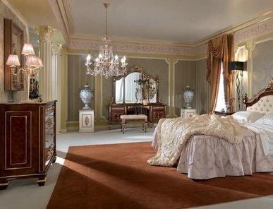 Итальянские спальни CLASSIC фабрики TURRI