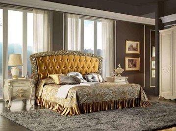 Итальянская спальня Napoleone фабрики Arredo e Sofa