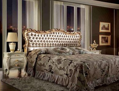 Итальянская спальня Anastasia фабрики Arredo e Sofa