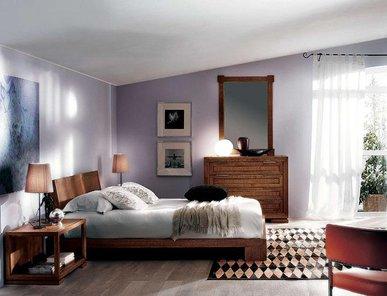 Итальянская спальня NIGHT ZONE фабрики SANGIORGIO часть I
