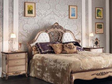 Итальянская спальня Gran Guardia Nocciola фабрики FRANCESCO PASI