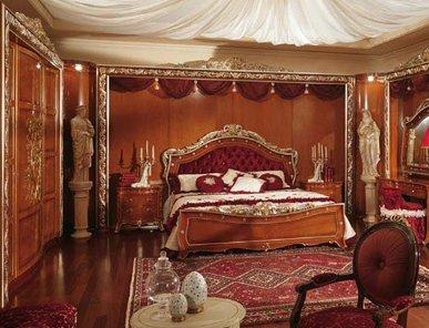 Итальянская спальня Alysee Ciliegio фабрики Bacci Stile