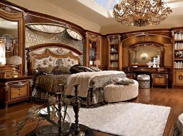Итальянская спальня Romanica фабрики Bacci Stile