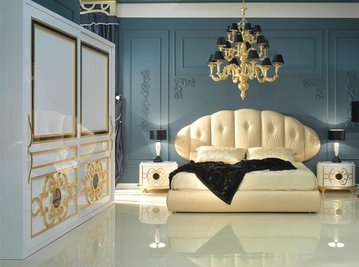 Итальянская спальня Boulevard фабрики Bacci Stile