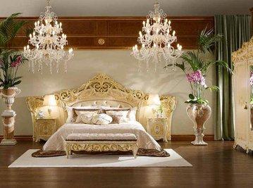 Итальянская спальня Jadore Laccoto фабрики Bacci Stile