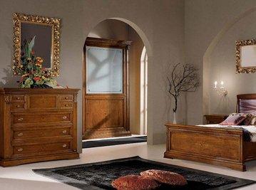 Итальянская спальня Collezione Etrusca фабрики FRANCESCO PASI