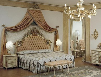 Итальянские спальни 2 фабрики Asnaghi Interiors
