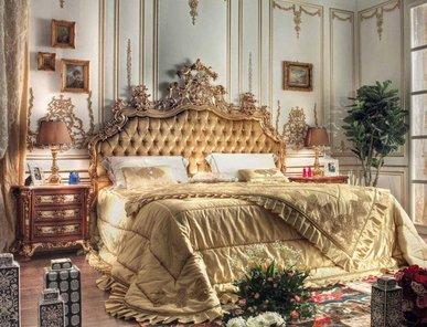 Итальянские спальни Gold Vol II фабрики Asnaghi Interiors