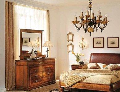 Итальянская спальня Profumi del Passato фабрики BAMAR
