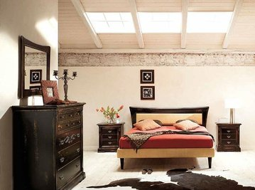Итальянские спальни Antiquaria фабрики BAMAR
