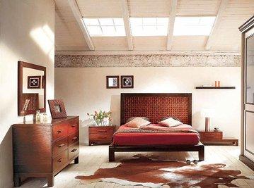 Итальянские спальни Notti d'Oriente фабрики BAMAR