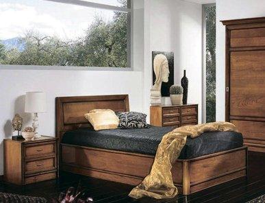 Итальянские спальни Jei parte фабрики Zancanella Renzo