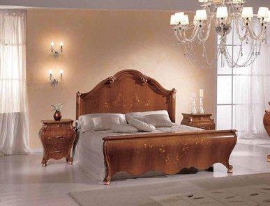 Итальянские спальни Paradise фабрики Zancanella Renzo