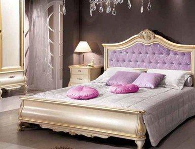 Итальянские спальни Tulipano фабрики Zancanella Renzo