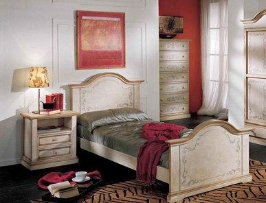 Итальянская спальня Glamourhouse фабрики Zancanella Renzo