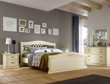 Итальянские спальни Beatrice фабрики Mario Villanova & C. S.r.l