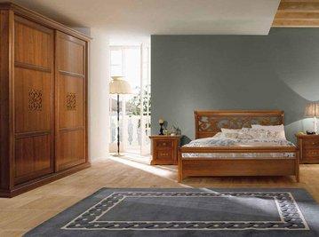 Итальянская спальня Ginevra фабрики Mario Villanova & C. S.r.l