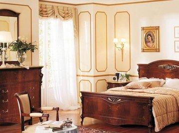 Итальянская спальня Botticino фабрики Cantaluppi Srl