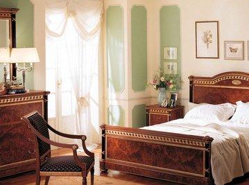 Итальянская спальня Levante фабрики Cantaluppi Srl
