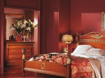 Итальянская спальня Napoleone фабрики Cantaluppi Srl