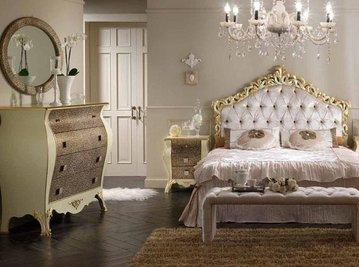 Итальянская спальня Classic фабрики Formerin