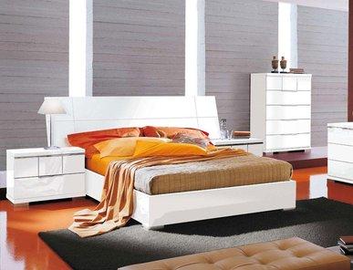 Итальянская спальня Asti фабрики ALF