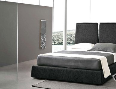 Итальянские кровати VOLUME 3 фабрики BOLZAN