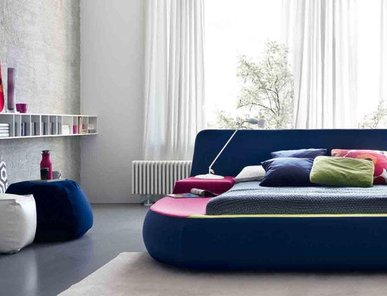 Итальянские кровати VOLUME 4 фабрики BOLZAN