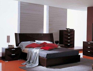 Итальянская спальня PAVIA фабрики A.L.F Group
