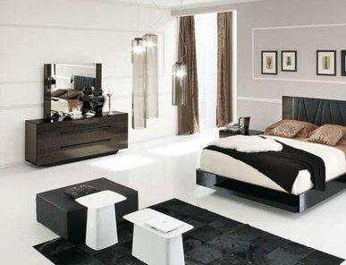 Итальянская спальня DIAMANTE фабрики A.L.F Group