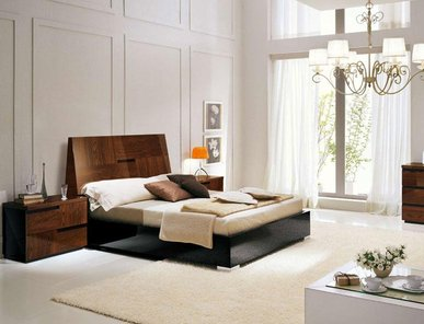 Итальянская спальня SOLE фабрики A.L.F Group
