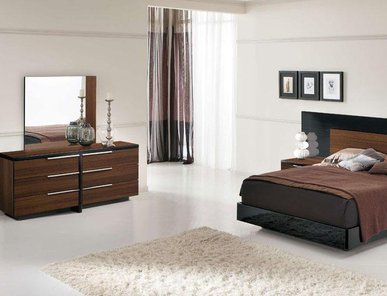Итальянская спальня NUVOLA фабрики A.L.F Group