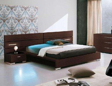 Итальянская спальня AREZZO фабрики A.L.F Group