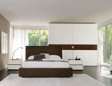 Итальянская спальня DOMINO PLUS фабрики SMA