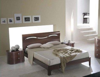 Итальянская спальня Onda фабрики Mobil Piu
