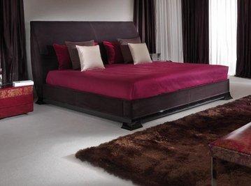 Итальянские спальни Evolution Leather фабрики TURRI