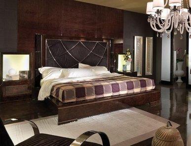 Итальянские спальни Infinity фабрики TURRI