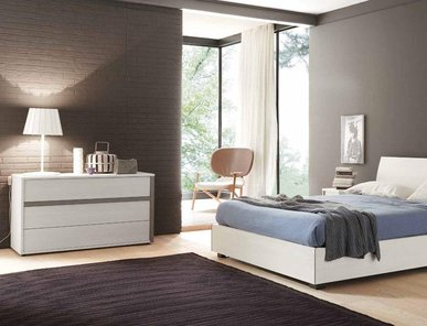 Итальянские спальни фабрики SMA