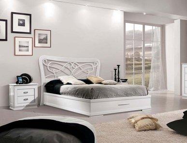 Итальянская спальня Dreams Home фабрики Zancanella Renzo