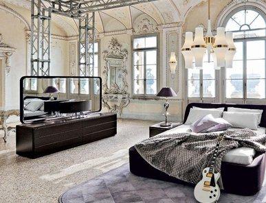 Итальянская спальня Beyond 2011 фабрики Smania