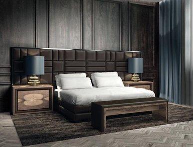 Итальянская спальня Master Mood фабрики Smania