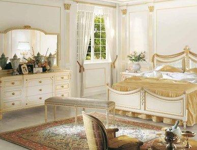 Итальянская спальня LUIGI XV фабрики ANGELO CAPPELLINI