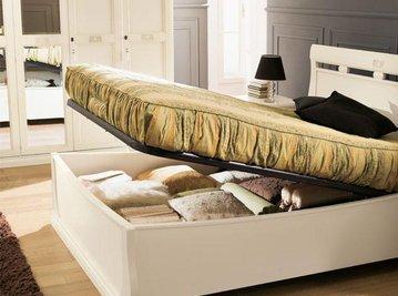 Итальянская подъемная кровать Venere Avorio фабрика Venier